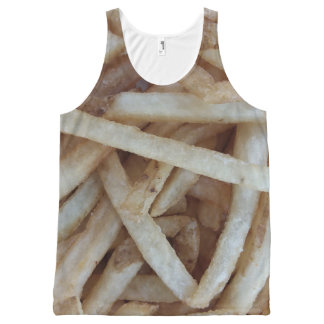 French Fry Tank Top