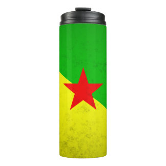 French Guiana Thermal Tumbler