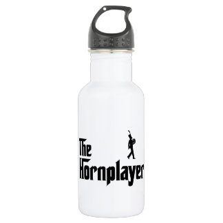 French Horn Player 532 Ml Water Bottle