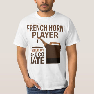 French Horn Player (Funny) Chocolate Tees