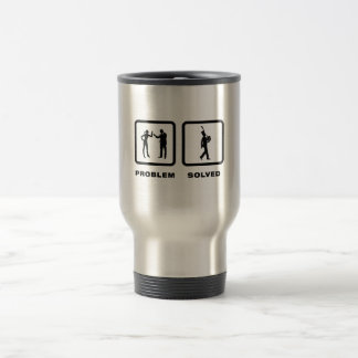 French Horn Player Mugs