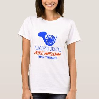 french horn.png T-Shirt