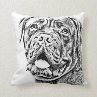 French Mastiff Cushion