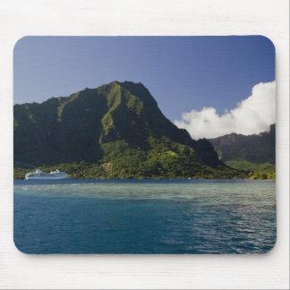 French Polynesia, Moorea. The Paul Gauguin Mouse Pad