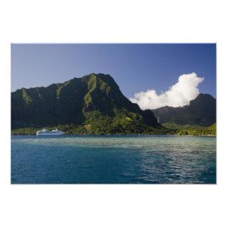 French Polynesia, Moorea. The Paul Gauguin Photo Print