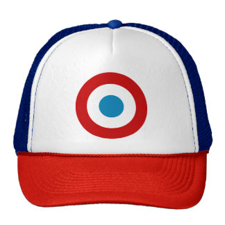 French Revolution Roundel France Cocarde Tricolore Cap