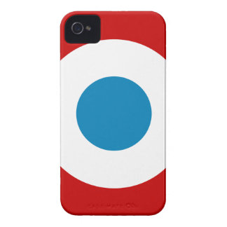 French Revolution Roundel France Cocarde Tricolore Case-Mate iPhone 4 Case