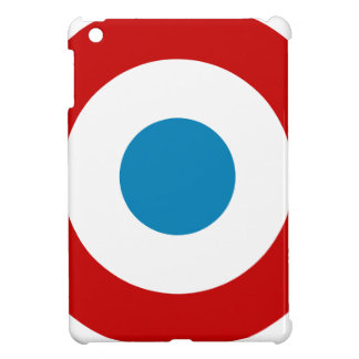 French Revolution Roundel France Cocarde Tricolore Cover For The iPad Mini