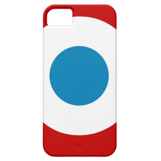 French Revolution Roundel France Cocarde Tricolore iPhone 5 Case