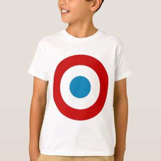 French Revolution Roundel France Cocarde Tricolore T-Shirt