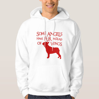 FRENCHIE ANGEL HOODIE