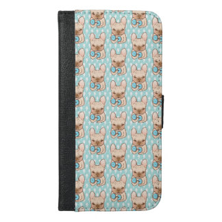 Frenchie Can Do It With You iPhone 6/6s Plus Wallet Case