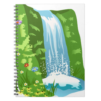 frend family shower note books