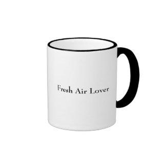 Fresh Air Lover Ringer Mug