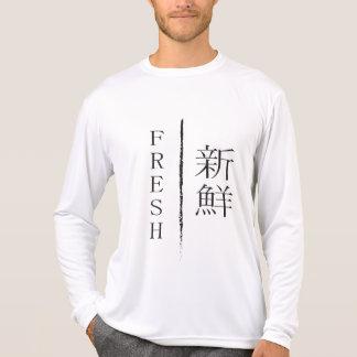 """""""Fresh"""" Chinese Calligraphy Tee"""