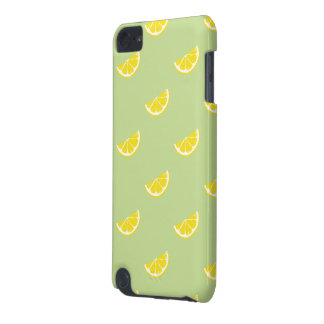 fresh lemon pattern ipod touch 5g iPod touch (5th generation) covers