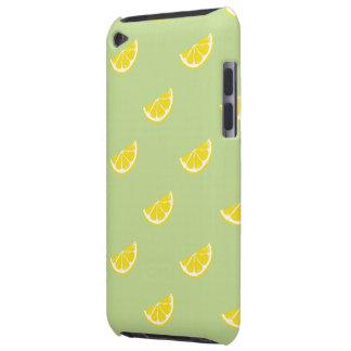 fresh lemon pattern ipod touch iPod touch covers