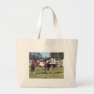 FRESH PAINT LARGE TOTE BAG