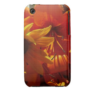 Fresh Picked Flowers iPhone 3 Cases