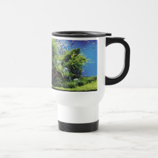 Freshwater Angel Fish Travel Mug