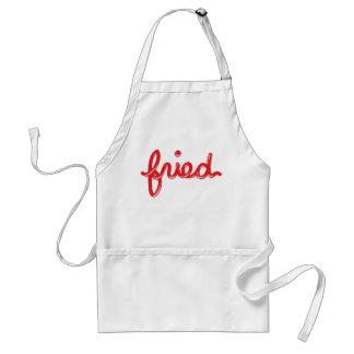 Fried Standard Apron