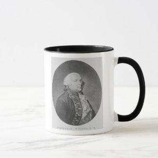 Friedrich Wilhelm II of Prussia Mug