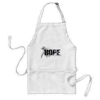 Friend My Hero - Lung Hope Standard Apron