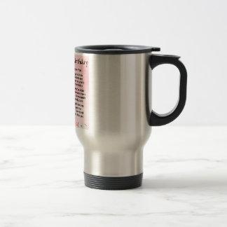 Friend Poem - 50th Birthday Travel Mug