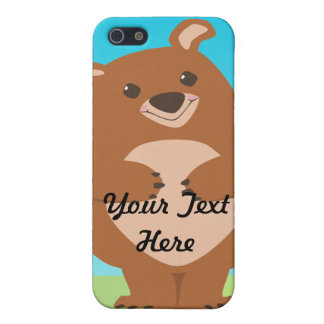 Friendly Bear Case For The iPhone 5