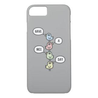 Friendly Birds iPhone 8/7 Case