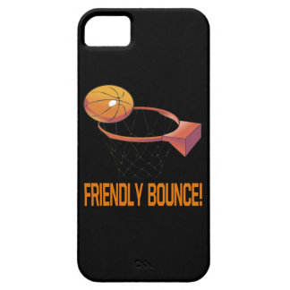 Friendly Bounce iPhone 5 Cases