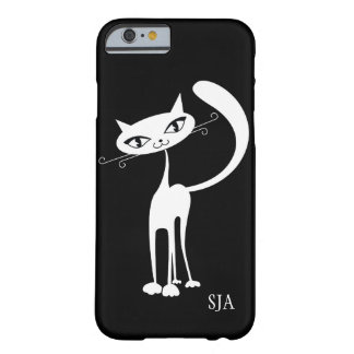 Friendly Cat Design Phone Case Barely There iPhone 6 Case