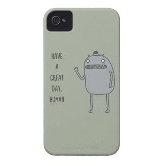 Friendly Creature iPhone 4 Case-Mate Case