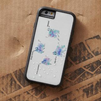 Friendly creatures iPhone 6 case