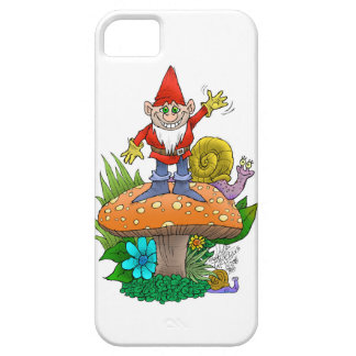 Friendly gnome case for the iPhone 5