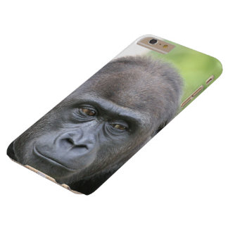 friendly gorilla barely there iPhone 6 plus case