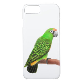 Friendly Green Jardines Parrot iPhone 7 Case