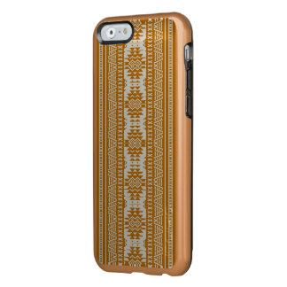 friendly mixed borders golden incipio feather® shine iPhone 6 case