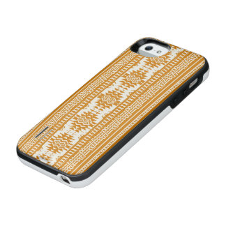friendly mixed borders golden uncommon power gallery™ iPhone 5 battery case