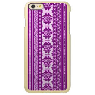 friendly mixed borders purple incipio feather® shine iPhone 6 plus case