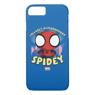 Friendly Neighborhood Spidey Mini Spider-Man iPhone 7 Case