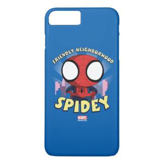 Friendly Neighborhood Spidey Mini Spider-Man iPhone 8 Plus/7 Plus Case