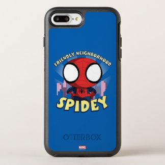 Friendly Neighborhood Spidey Mini Spider-Man OtterBox Symmetry iPhone 8 Plus/7 Plus Case