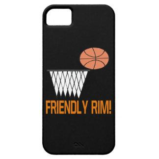 Friendly Rim iPhone 5 Case