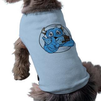 Friendly Shush Monster Shirt
