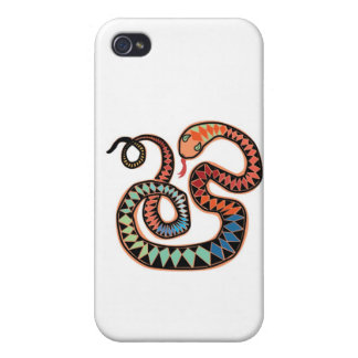 Friendly Snake IPhone cover iPhone 4/4S Cover