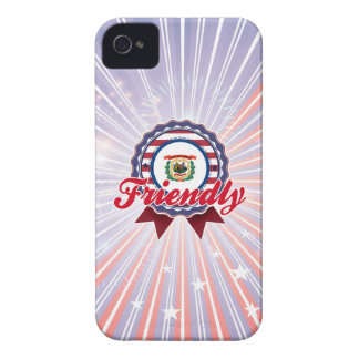 Friendly, WV iPhone 4 Case