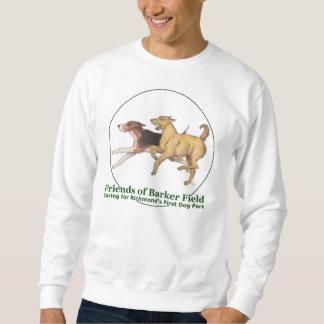 Friends of Barker Field Logo Sweatshirt