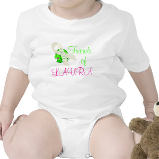 Friends of Laura Baby Onsie Tees