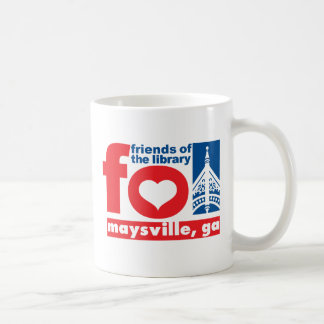 Friends of Maysville Public Library mug